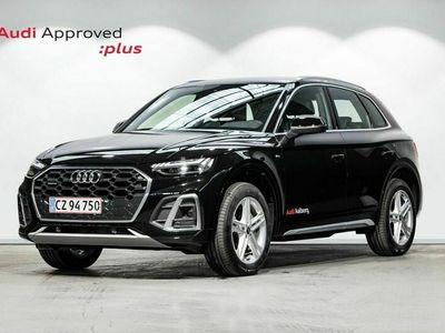 brugt Audi Q5 50 TDi S-line quattro Tiptr.