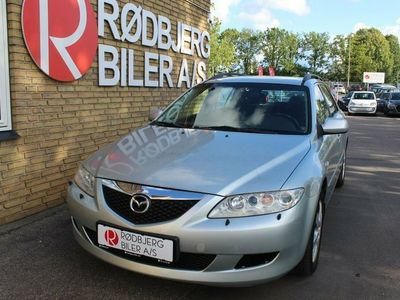 second-hand Mazda 6 2,3 Sport stc.