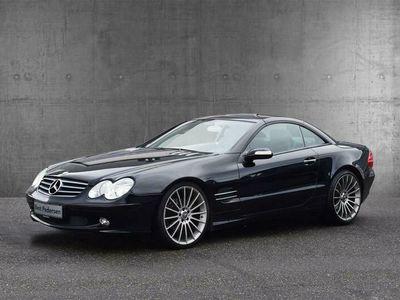 brugt Mercedes SL350 3,5 272HK Cabr. Aut.