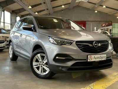 brugt Opel Grandland X 1,2 T Enjoy Start/Stop 130HK 5d 8g Aut.