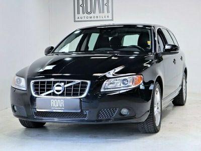 brugt Volvo V70 2,0 D3 163 Momentum aut. 5d