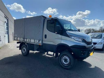 brugt Iveco Daily 35S18 4100mm 3,0 D 180HK Ladv./Chas. 6g