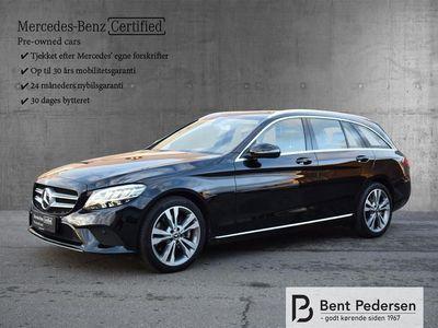 brugt Mercedes C300 T 2,0 9G-Tronic 258HK Stc 9g Aut. B