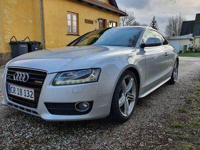 brugt Audi A5 3,0 Quattro