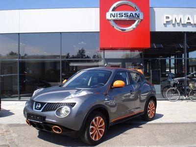 usado Nissan Juke 1,6 Visia 4x2 94HK 5d