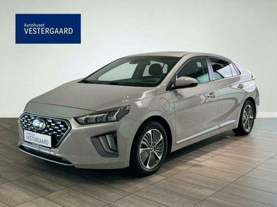 brugt Hyundai Ioniq 1,6 GDI Plugin-hybrid Premium plug-in 141HK 5d 6g Aut.