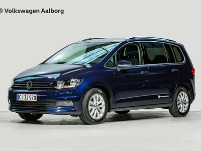 brugt VW Touran 1,5 TSi 150 Highline DSG 7prs