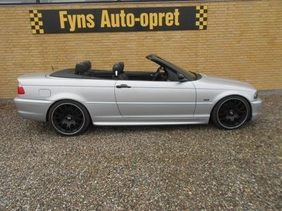 brugt BMW 330 Cabriolet 3,0