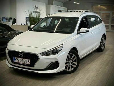 brugt Hyundai i30 1,4 T-GDi Value Edition stc. DCT