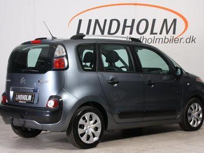 brugt Citroën C3 Picasso 1,6 HDi 90 Seduction