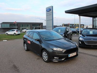 käytetty Ford Focus 1,0 SCTi 125 ST-Line stc.