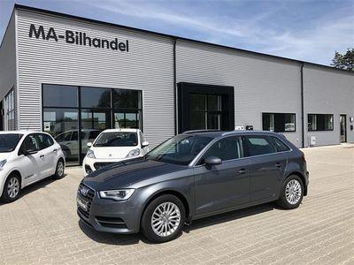 brugt Audi A3 Sportback 1,4 TFSI Ambiente 150HK Stc 6g