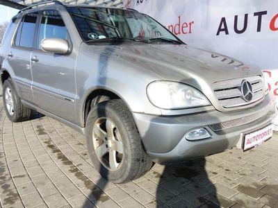brugt Mercedes ML270 CDI aut. 163HK Van