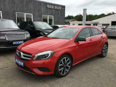 brugt Mercedes A200 d 1,8 CDI BlueEfficiency 136HK 5d 6g