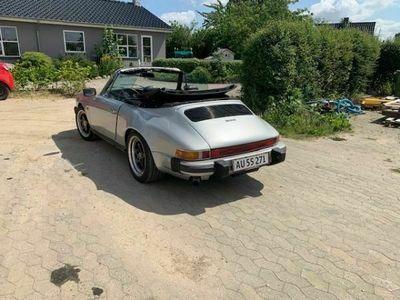 brugt Porsche 911 cap