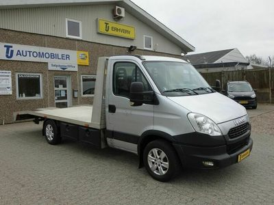 brugt Iveco Daily 3,0 35S17 Autotransporter