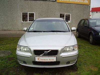 used Volvo S60 Faceliftet
