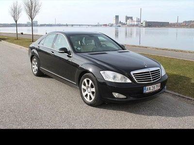 brugt Mercedes S320 3,0 CDI 4-Matic 235HK 7g Aut.