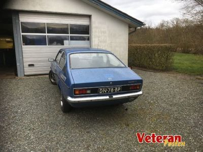 brugt Opel Kadett c Coupe