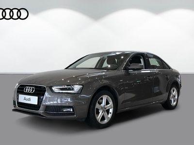 brugt Audi A4 2,0 TDi 190