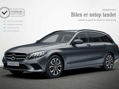 second-hand Mercedes C220 d 2,0 Advantage stc. aut.