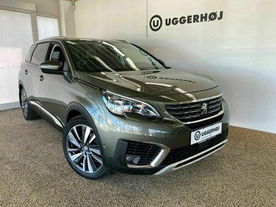 brugt Peugeot 5008 1,2 e-THP 130 Allure