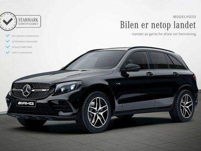 gebraucht Mercedes GLC43 AMG 3,0 AMG aut. 4-M
