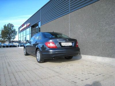 brugt Mercedes C180 2,1 CDI BlueEfficiency 120HK 7g Aut.
