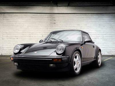 brugt Porsche 911 cabriolet