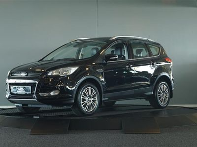 brugt Ford Kuga 2,0 TDCi Titanium 4x4 Powershift 140HK 5d 6g Aut.