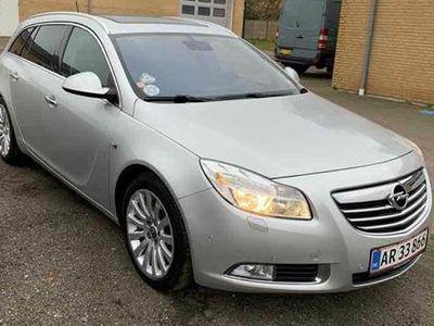 brugt Opel Insignia 2,0