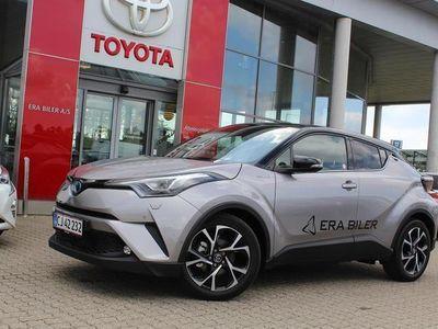 gebraucht Toyota C-HR 1,8 B/EL C-LUB Selected + Premium Multidrive S 122HK 5d Aut.