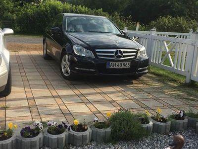 brugt Mercedes C200 d 2,2