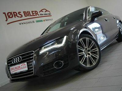 brugt Audi A7 Sportback 2,8 FSi quattro S-tr.