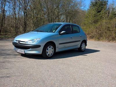 used Peugeot 206 1,4 75HK Sedan