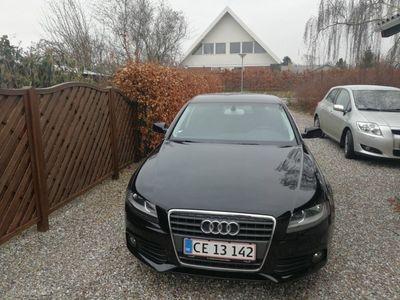 brugt Audi A4 1,8 TFSI 119HK 6g