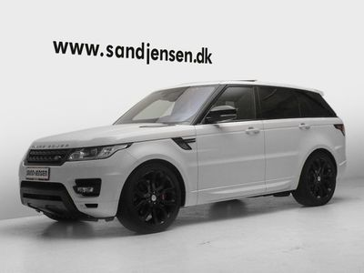 brugt Land Rover Range Rover Sport 3,0 SDV6 HSE Dynamic aut. Van