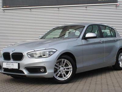 brugt BMW 120 d 2,0 D Steptronic 190HK 5d 8g Aut.
