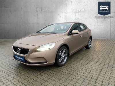 brugt Volvo V40 2,0 D3 Momentum 150HK Stc - Personbil - Brunmetal