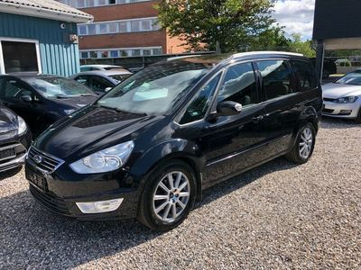 brugt Ford Galaxy 2,0 TDCi 163 Collection aut. 7prs