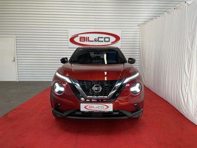 brugt Nissan Juke 1,0 Dig-T N-Connecta 117HK 5d 6g