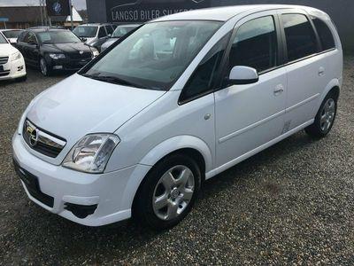 used Opel Meriva 1,7 DTi 100 Activan