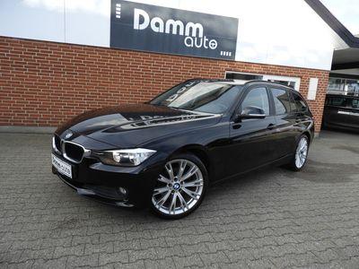 brugt BMW 320 2,0 d Touring 3k31 184HK st.car aut