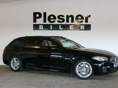 begagnad BMW 525 d 2,0 Touring aut.