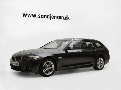 käytetty BMW 530 d 3,0 Touring xDrive aut.