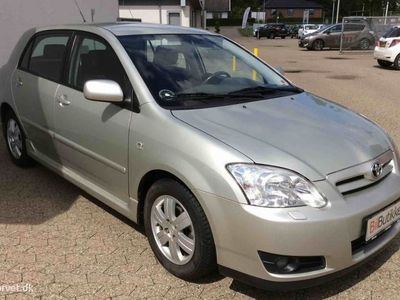 brugt Toyota Corolla 1,6 Linea Luna 110HK 5d