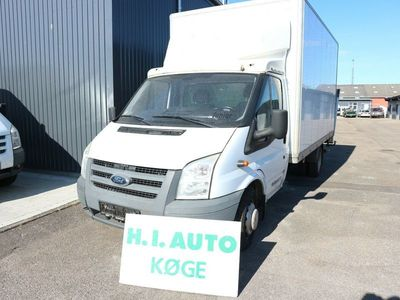 brugt Ford Transit 350L Chassis 2,4 TDCi 140 Alukasse m/lift