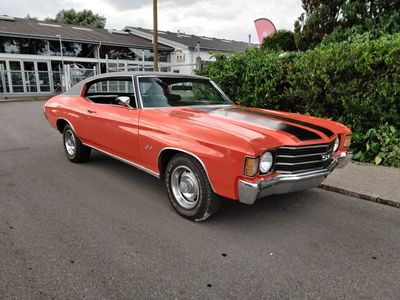brugt Chevrolet Chevelle Coupe SS clone