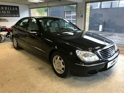 usado Mercedes S320 3,2 CDi aut.