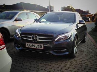 brugt Mercedes C220 R00RP0 2,2